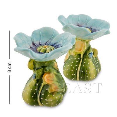 Чайный набор 'Гардения' на 2 персоны