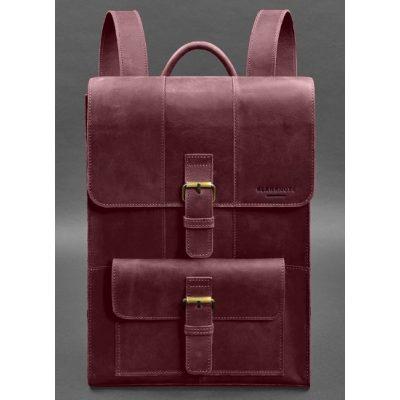 Рюкзак кожаный TIDING BAG Minimalizm