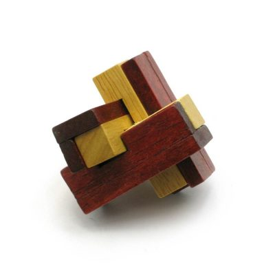 Головоломка деревянная №94
