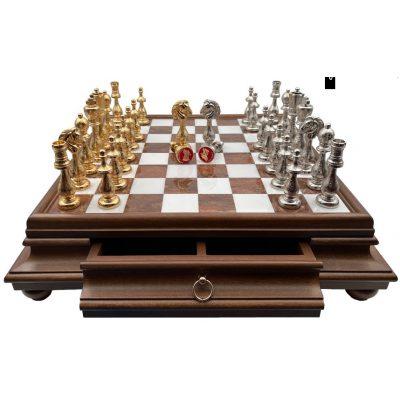 Шахматные фигуры РИМЛЯНЕ и ЕГИПТЯНЕ (Extra size)
