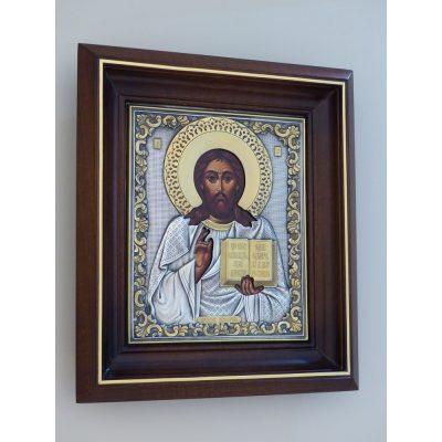 Уникальная Икона ХРИСТОС СПАСИТЕЛЬ (малая)