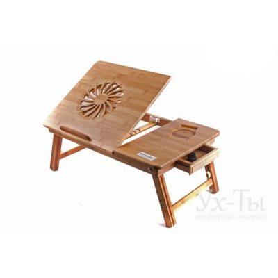 Бамбуковый столик для ноутбука UFT Т25