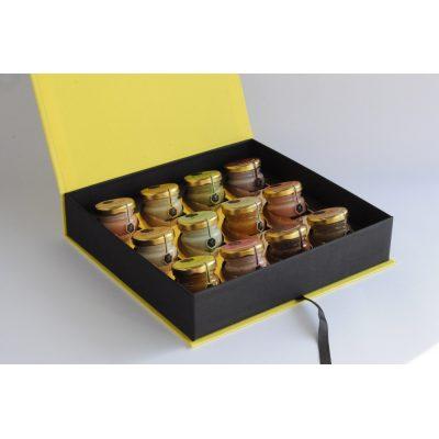 Крем-Мёд в подарочном наборе 12 TESTE