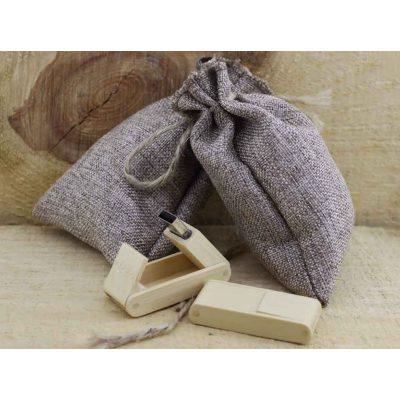 Флешка деревянная ENIGMA