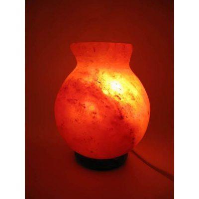 Соляная лампа из Гималайской соли ВАЗА