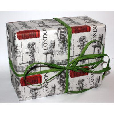 Подарочная упаковка LONDON