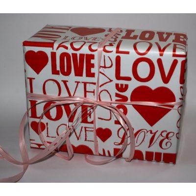 Подарочная упаковка LOVE
