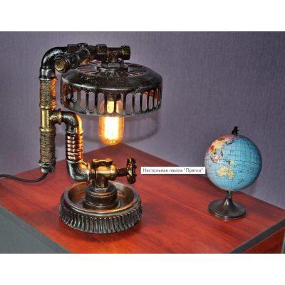 Лампа настольная ПРЯТКИ