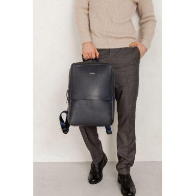 Рюкзак кожаный TIDING BAG Brendino