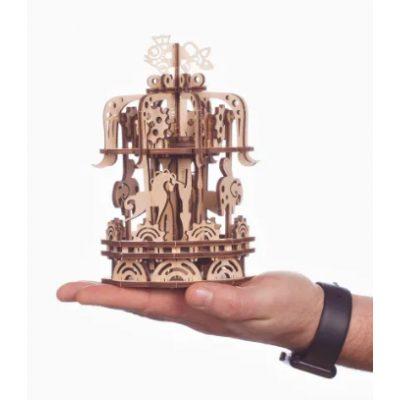 Механический 3D Пазл МАГИЧЕСКИЕ ЧАСЫ