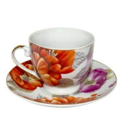 Чайный набор МАКИ 6 персон