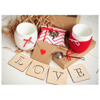 Подарочный набор 'Гарячі серця'