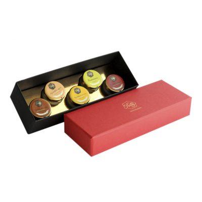 Крем-Мёд в подарочном наборе 5 TESTE