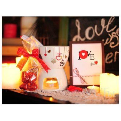 """Подарочный набор """"Love Fondue"""""""