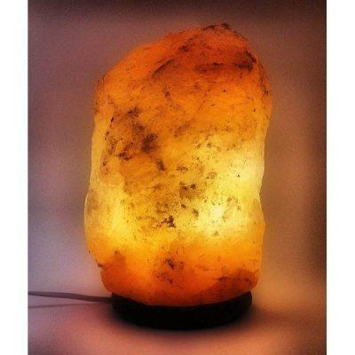 Соляная лампа из Гималайской соли ГЛЫБА