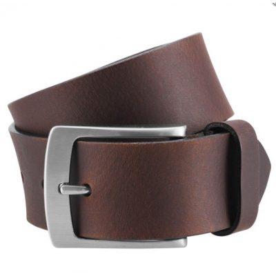 Мужской ремень CLASSIC Black & Pink