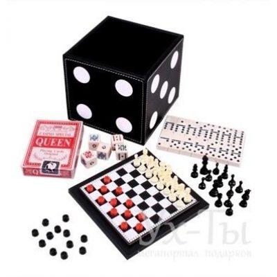 Набор из 5 игр 'Кубик'