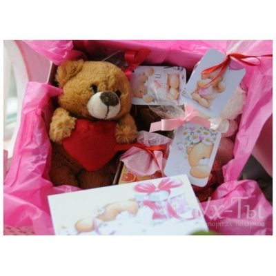 Подарочный набор «Teddy Bear»