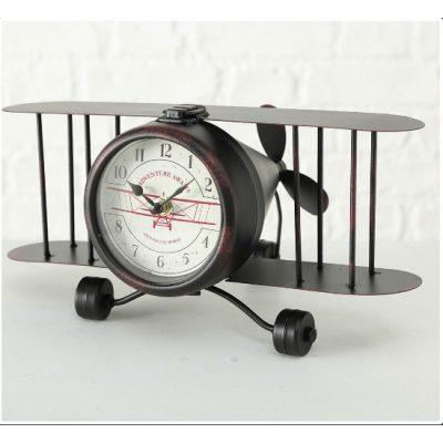 Настенные Декоративные часы TRAVEL BLACK