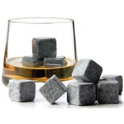 Камни для виски WHISKEY STONES WS (9 шт. в упаковке)