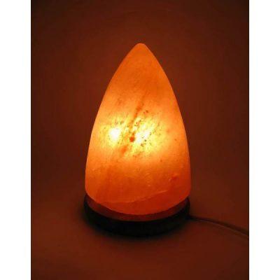 Соляная лампа из Гималайской соли СВЕТОЧ