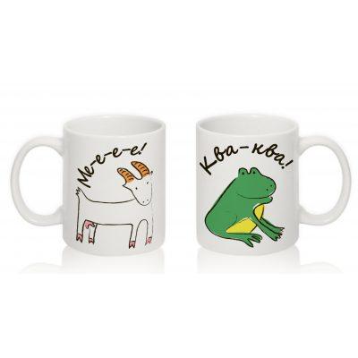 Умная чашка 'Животные-2'
