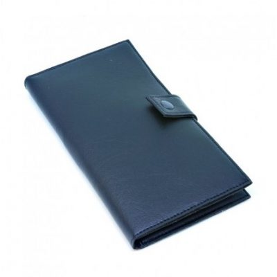 Тревел-кейс на 2 паспорта BLACK