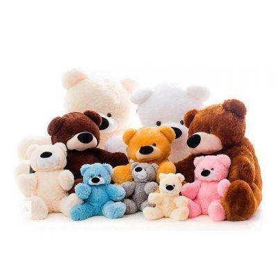 Мягкая игрушка МЕДВЕДЬ БУБЛИК 43 см.