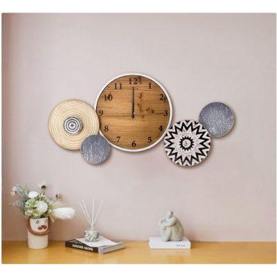Настенные Декоративные часы NUMBER GOLD