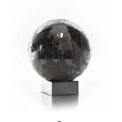 Глобус Пазл Philippi Extravaganza 12 см. хром