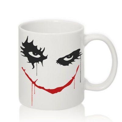 Авторская чашка 'Джокер'