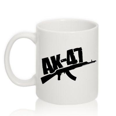 Чашка для Мужчин AK-47