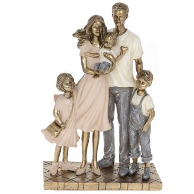 Свадебная статуэтка ПРОГУЛКА ВЛЮБЛЕННЫХ