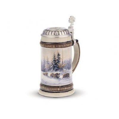 Комплект подарочный для напитков БЕНЗОВОЗ
