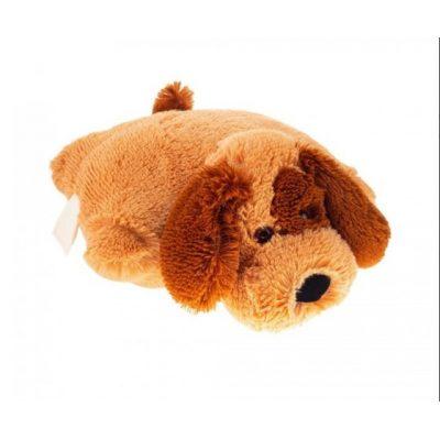 Мягкая подушка-игрушка СОБАЧКА 45 см