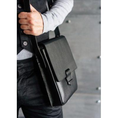 Мужская кожаная сумка TIDING BAG MODERN