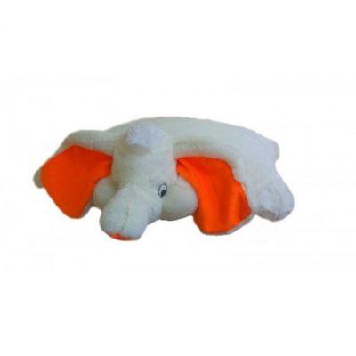 Мягкая подушка-игрушка СЛОН 55 см
