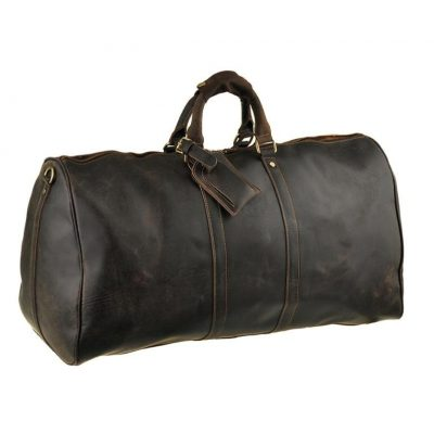 Мужская кожаная сумка BAXHILL TRAVEL