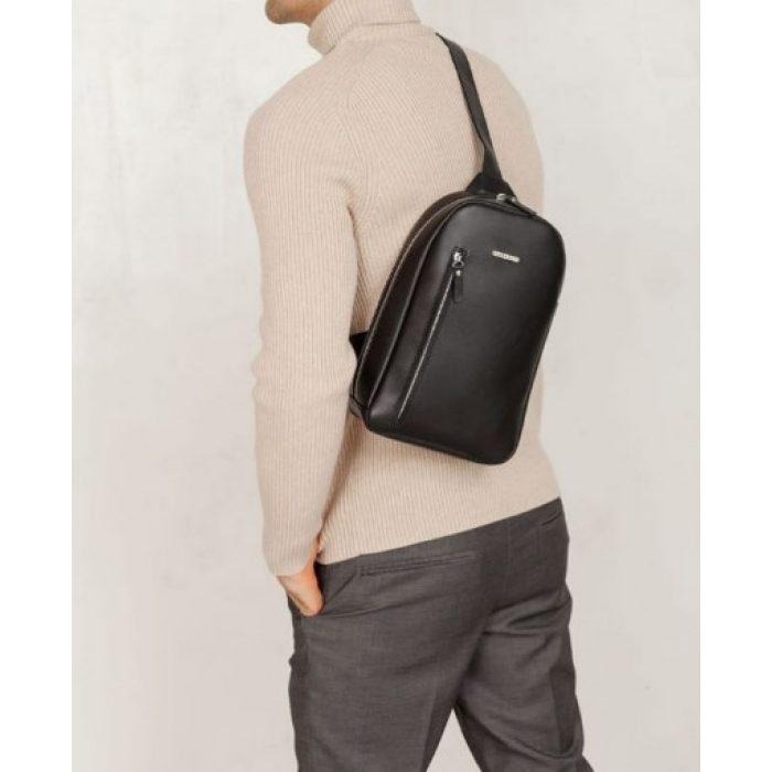 4c7406d31b21 Купить Сумки и рюкзаки - Рюкзак кожаный TIDING BAG Deli в подарок ...