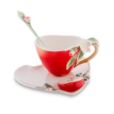Чайная пара ЯБЛОКО