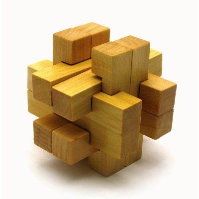 Головоломка деревянная №19