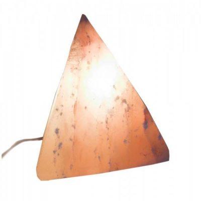 Соляная лампа из Гималайской соли ПИРАМИДА