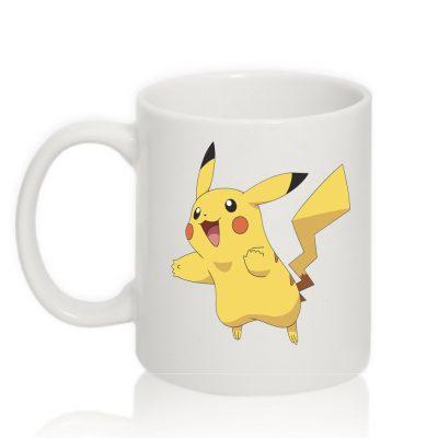 Коллекционная чашка Pokemon ПИКАЧУ