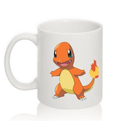 Коллекционная чашка Pokemon ЧАРМАНДЕР