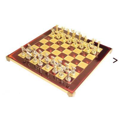Шахматы ОЛИМПИЙСКИЕ в деревяном футляре