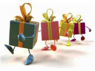 Подарки к праздникам для близких и друзей