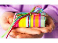 Подарки, которые приносят счастье!